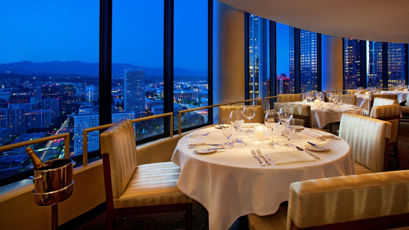 Best Downtown La Restaurants
